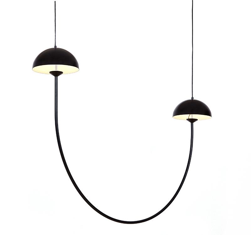 Lámpara Champignon