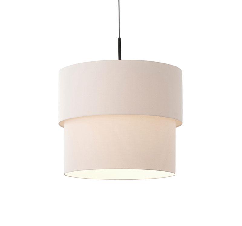 Lámpara Kan c doble
